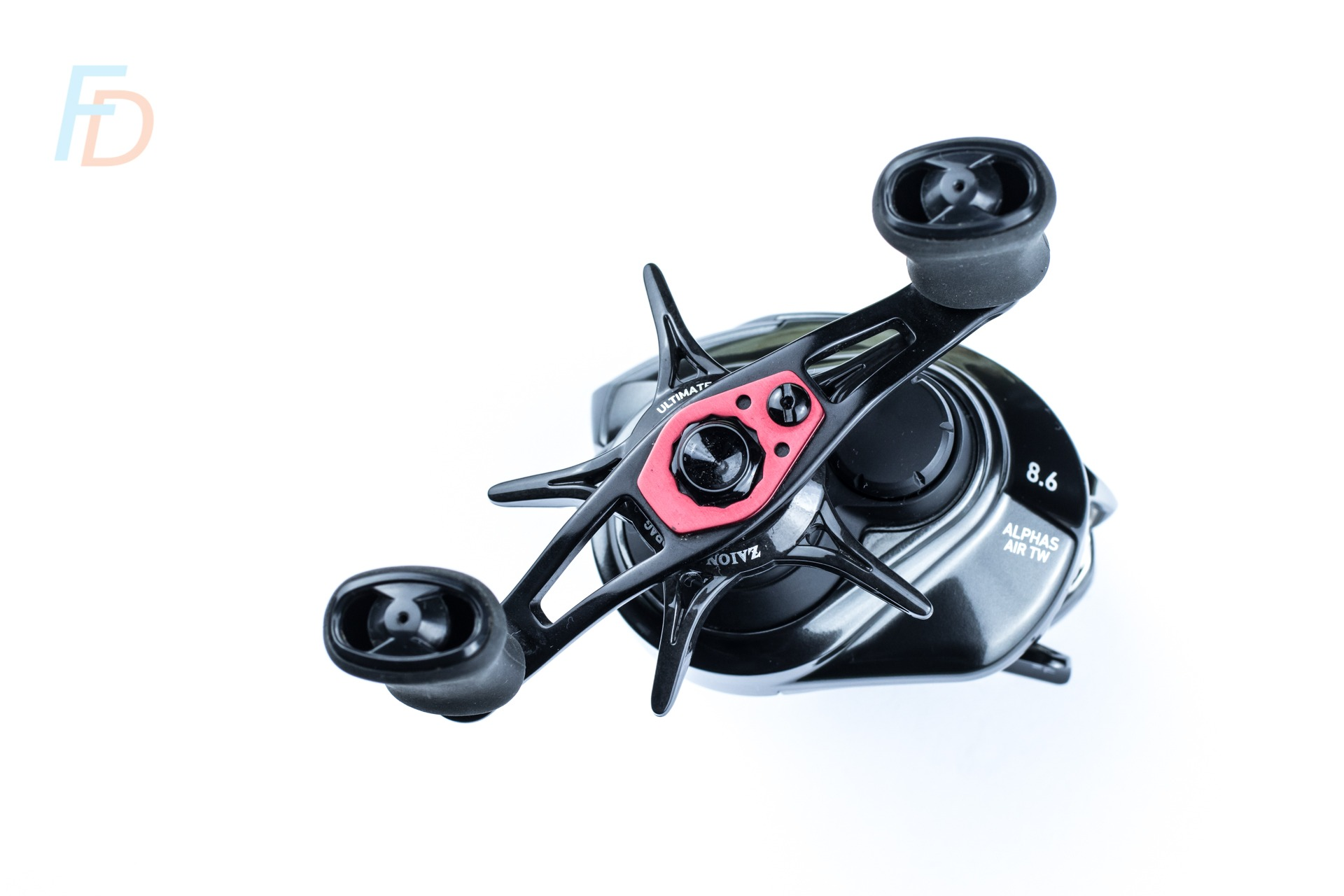 "Daiwa 20 ALPHAS AIR TW /""DRAG CLICKER KIT/"" BFS"